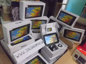 Tablet PC android 2.2 froyo 7""